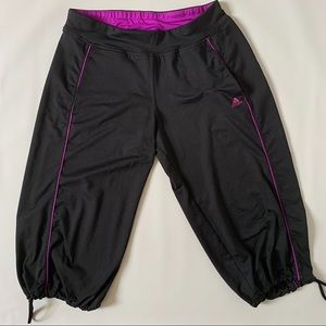Adidas Climalite training pants capris